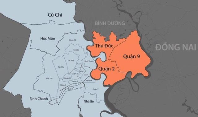 Những công trình hạ tầng được kỳ vọng thay đổi diện mạo phía Đông TP.HCM - Ảnh 1.