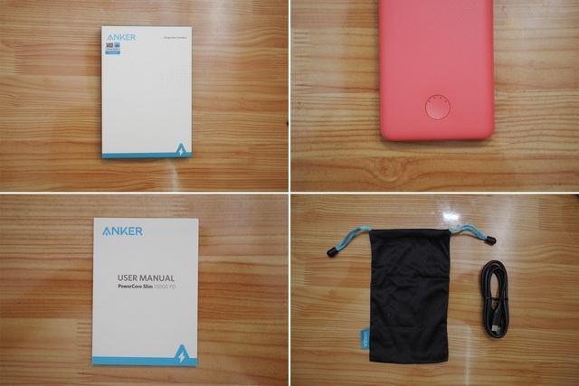 Pin dự phòng Anker PowerCore Slim 10000 PD - Quà tặng hot dành cho chị em vào ngày 20/10 - Ảnh 2.