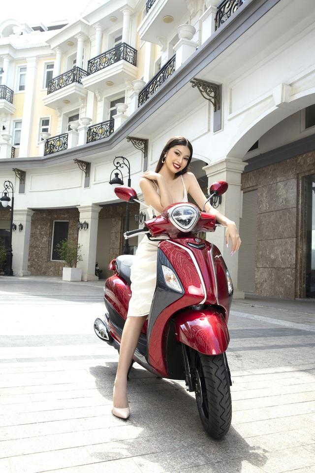 Yamaha Grande Fashion Show - món quà làm tan chảy các quý cô dịp 20/10 - ảnh 3