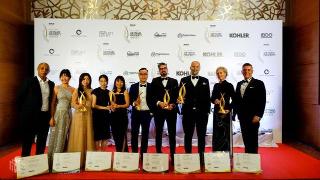 Masterise Homes chiến thắng 8 giải thưởng tại PropertyGuru Vietnam Property Awards 2020 - Ảnh 2.