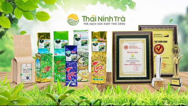 Thái Ninh Trà – thương hiệu trà Thái Nguyên truyền thống - Ảnh 4.