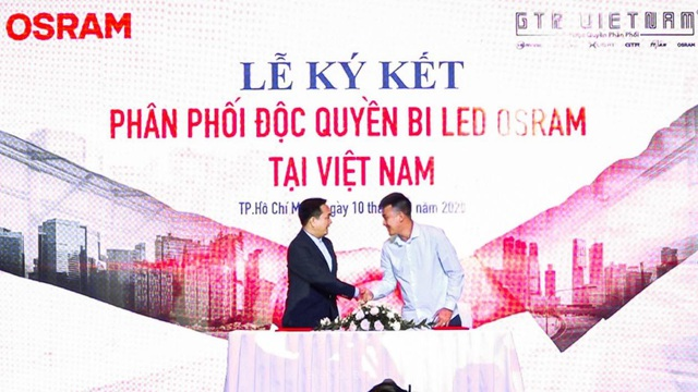 GTR Việt Nam khẳng định vị trí trong việc nâng cấp ánh sáng cho ô tô - Ảnh 1.