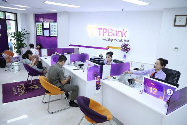 TPBank tự tin hoàn thành kế hoạch năm nhờ kết quả khả quan quý 3 - Ảnh 1.