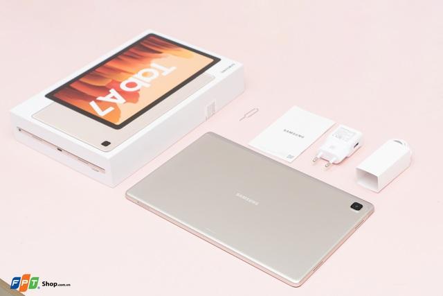 FPT Shop tặng quà đến 1,95 triệu cho khách mua Galaxy Tab A7 - Ảnh 2.