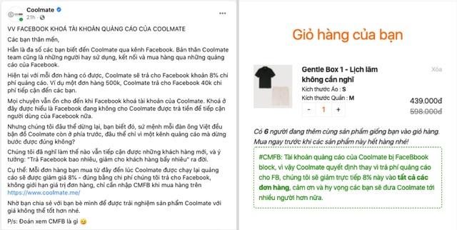 """Bất chấp """"Bão Facebook - quét tài khoản, không cho chạy quảng cáo, doanh nghiệp này vẫn có thể đạt 1000 đơn đặt hàng/ngày nhờ 3 việc sau - Ảnh 2."""