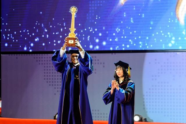 Trường đại học VinUni khai giảng năm học đầu tiên - Ảnh 6.