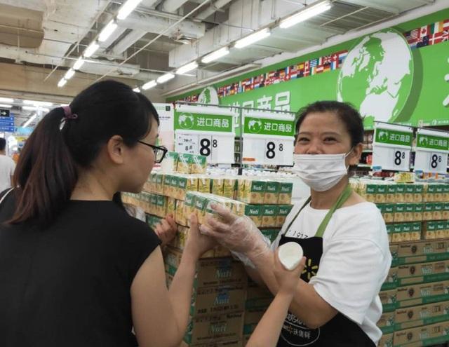 Mang sữa đậu nành vào Walmart – Tham vọng mở rộng thị trường của NutiFood - Ảnh 1.