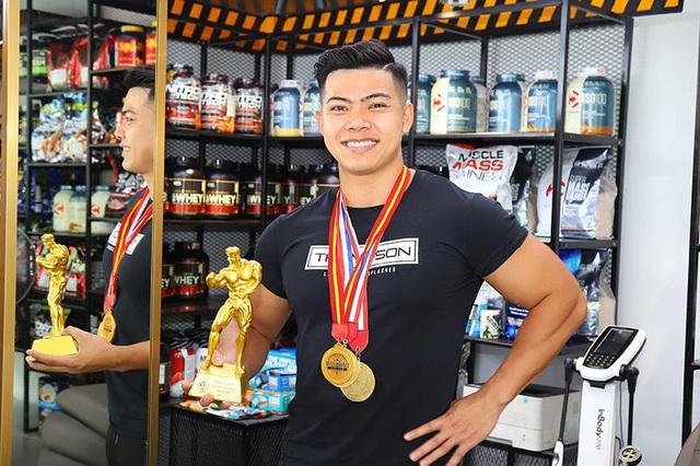Wheystore – Bước đệm chạm đến thành công của vận động viên thể hình chuyên nghiệp - Ảnh 1.