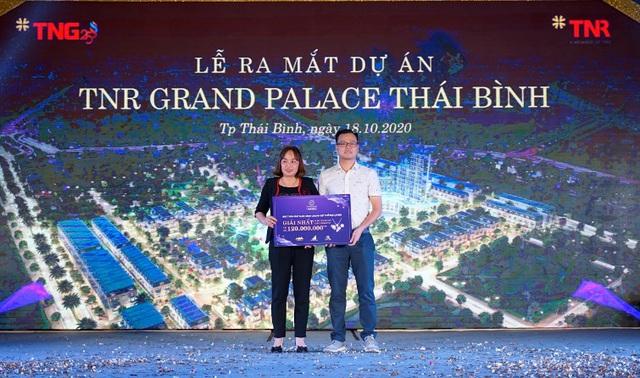 TNR Grand Palace Thái Bình – Chất riêng làm nên thương hiệu - Ảnh 3.