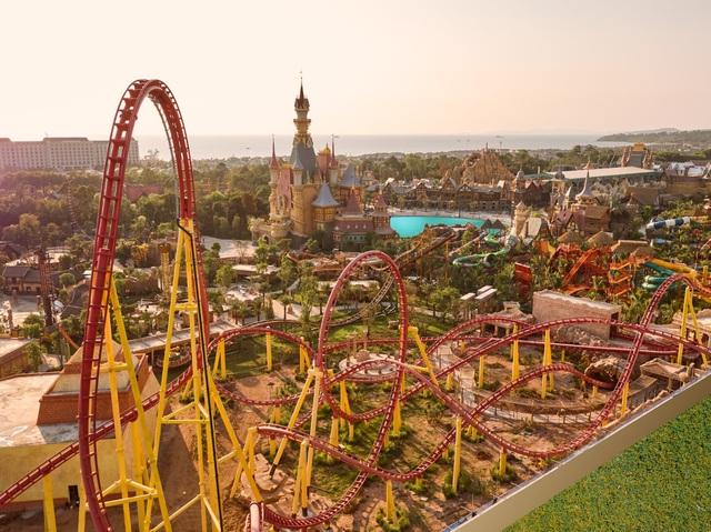 Corona Casino đưa Bắc đảo Phú Quốc trở thành trung tâm du lịch mới - Ảnh 1.