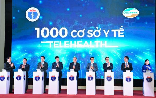 Viettel cam kết mỗi người dân có một trợ lý sức khỏe thông minh với Telehealth - Ảnh 1.