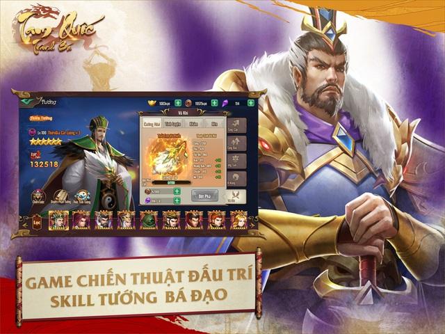 Tam Quốc Tranh Bá Chính Thức Ra Mắt Ngày 22/10 – Tặng Bộ VIP Code cho Game Thủ - Ảnh 2.