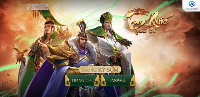 Tam Quốc Tranh Bá Chính Thức Ra Mắt Ngày 22/10 – Tặng Bộ VIP Code cho Game Thủ - Ảnh 1.