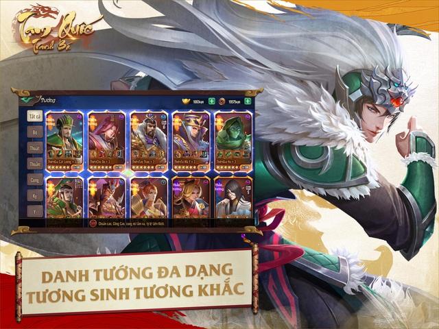 Tam Quốc Tranh Bá Chính Thức Ra Mắt Ngày 22/10 – Tặng Bộ VIP Code cho Game Thủ - Ảnh 3.