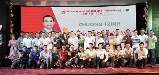 2 triệu USD đã sẵn sàng đến tay các startup Thái Bình - Ảnh 1.