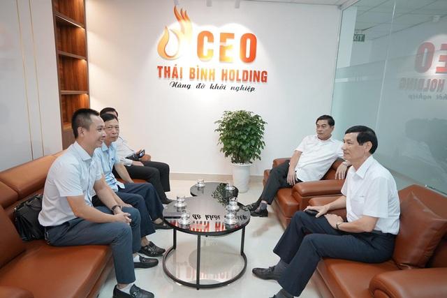 2 triệu USD đã sẵn sàng đến tay các startup Thái Bình - Ảnh 2.