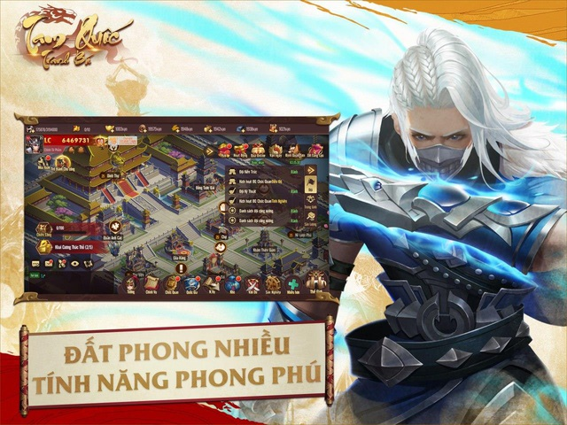 Tam Quốc Tranh Bá Chính Thức Ra Mắt Ngày 22/10 – Tặng Bộ VIP Code cho Game Thủ - Ảnh 4.