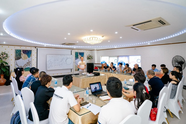 2 triệu USD đã sẵn sàng đến tay các startup Thái Bình - Ảnh 3.