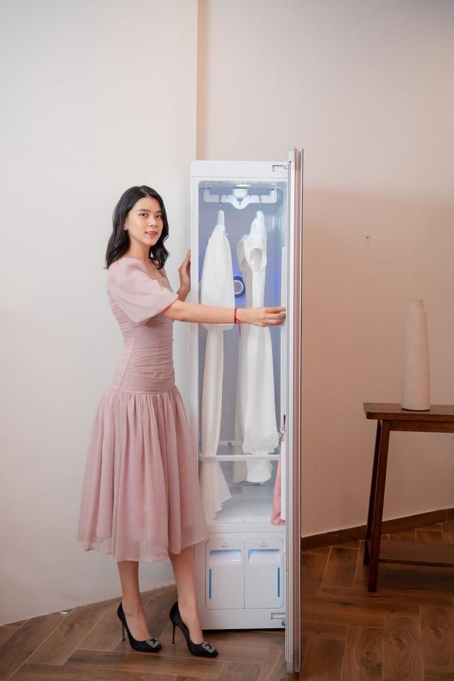 NTK Hà Cúc - Khi hơi thở truyền thống là cảm hứng cho thiết kế hiện đại - ảnh 4