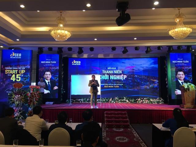 2 triệu USD đã sẵn sàng đến tay các startup Thái Bình - Ảnh 4.