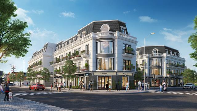 Shophouse Vincom: Vừa ra mắt đã hết hàng, nhà đầu tư mong đợi đợt mở bán mới - Ảnh 1.