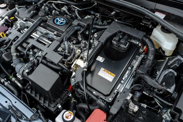 Toyota Corolla Cross - Lời giải cho bài toán kinh tế khi chạy SUV trong đô thị - Ảnh 2.