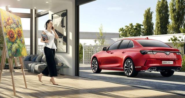 Chỉ còn 200 xe VinFast Lux được ưu đãi đặc biệt trong tháng 10 - Ảnh 2.