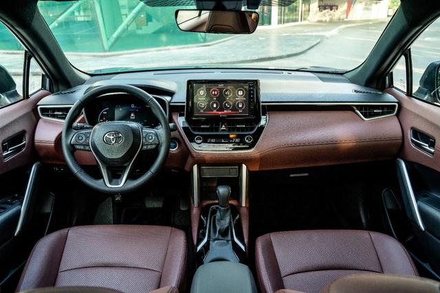 Toyota Corolla Cross - Lời giải cho bài toán kinh tế khi chạy SUV trong đô thị - Ảnh 3.