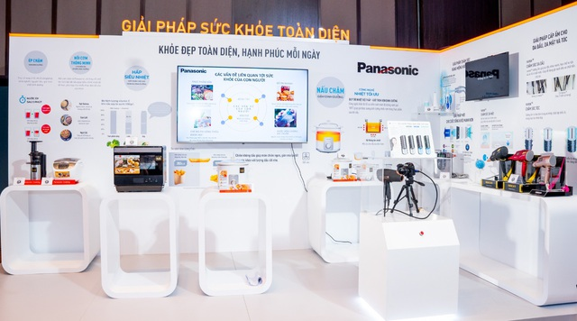 Panasonic giới thiệu giải pháp sức khỏe toàn diện nâng cao chất lượng sống của người Việt Nam - Ảnh 3.