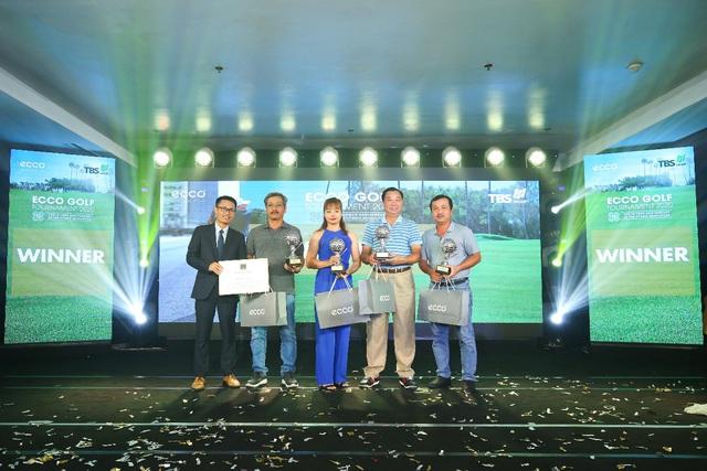 ECCO GOLF TOURNAMENT 2020 – Dấu ấn kỷ niệm 10 năm dòng đế Hybrid - Ảnh 3.
