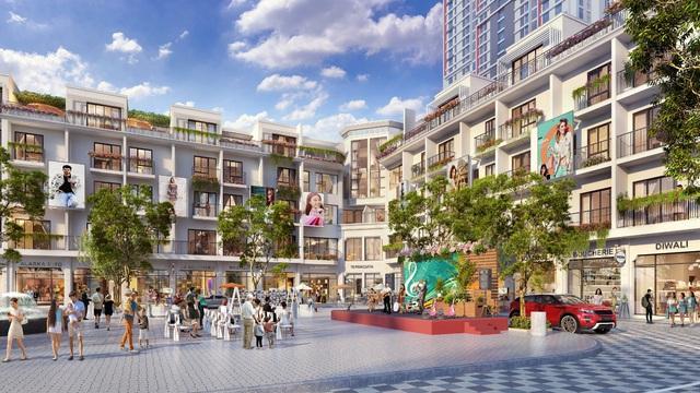 Chờ đón bản giao hưởng quy hoạch - kiến trúc nơi khu phố Đông The Manor Central Park - Ảnh 1.