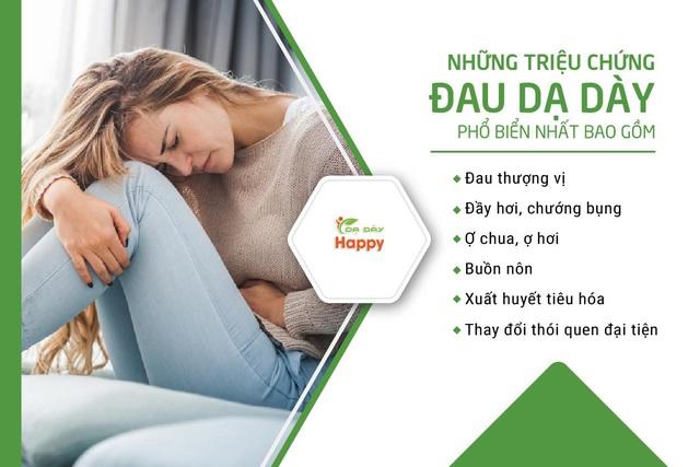Dạ Dày Happy - Thức tỉnh thói quen chủ quan trong việc hiểu, phòng và trị các bệnh lý dạ dày của người Việt - Ảnh 1.