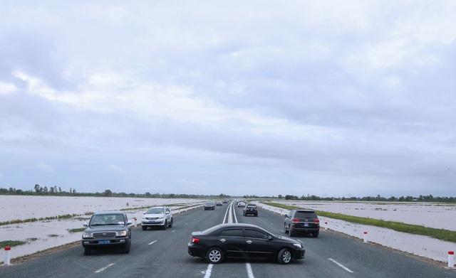 Thông xe kỹ thuật cao tốc Lộ Tẻ - Rạch Sỏi: FECON tiếp tục khẳng định năng lực thi công hạ tầng - Ảnh 2.