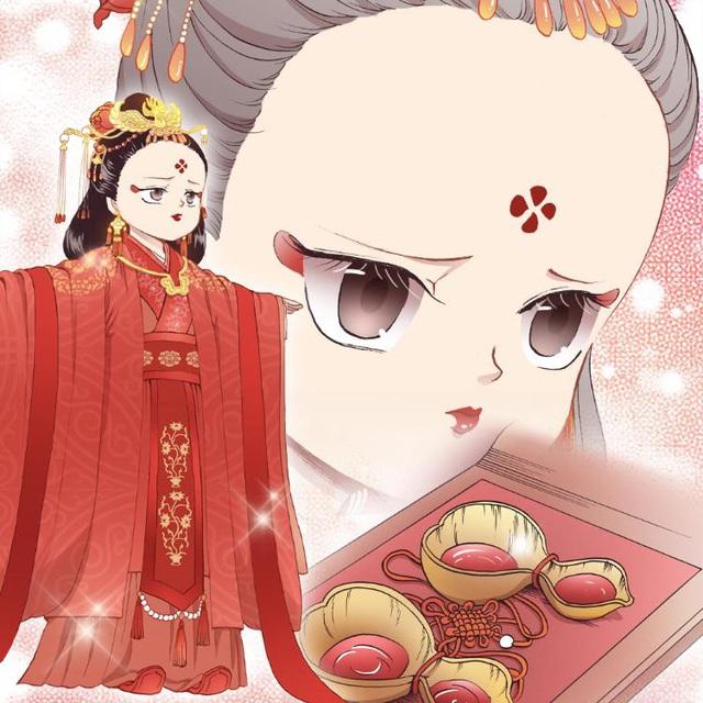 """Moving toon Cánh hoa trôi giữa hoàng triều khiến giới trẻ tò mò """"cực độ về nữ đế Lý Chiêu Hoàng - ảnh 2"""