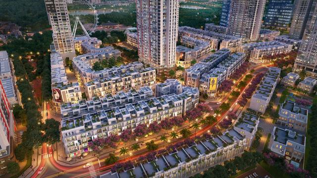 Chờ đón bản giao hưởng quy hoạch - kiến trúc nơi khu phố Đông The Manor Central Park - Ảnh 2.