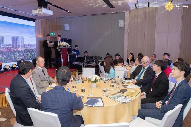 Chủ đầu tư Nhật Bản tổ chức thành công lễ mở bán CT2 - The Minato Residence với nhiều chính sách ưu đãi hấp dẫn - Ảnh 2.
