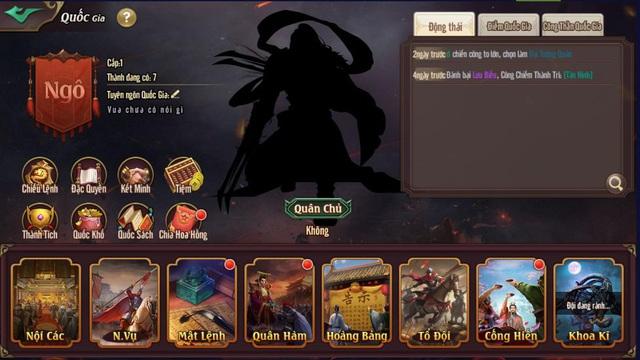 Game Tam Quốc cực chất tháng 10 – Tam Quốc Tranh Bá ra mắt hôm nay, tặng bộ code tân thủ - Ảnh 4.