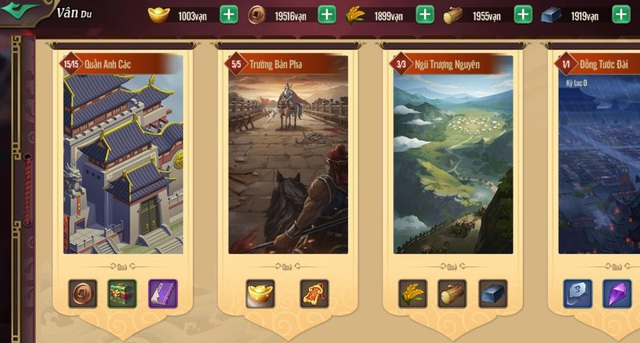 Game Tam Quốc cực chất tháng 10 – Tam Quốc Tranh Bá ra mắt hôm nay, tặng bộ code tân thủ - Ảnh 9.