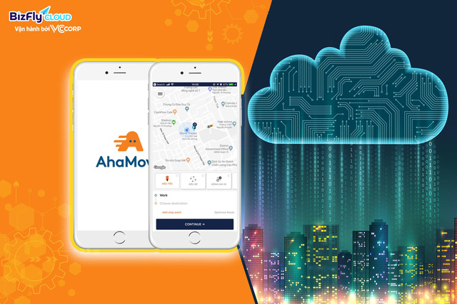 Ahamove - Case Study điển hình vượt qua tác động COVID với điện toán đám mây để phát triển kinh doanh - Ảnh 1.