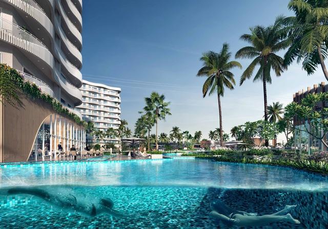 Trải nghiệm nghỉ dưỡng thượng lưu sớm hơn dự kiến trên bãi biển đẹp bậc nhất thế giới - Ảnh 2.