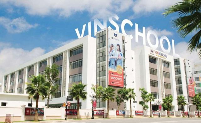 Hệ thống trường liên cấp Vinschool với đầy đủ các cấp học từ mầm non đến trung học phổ thông (Hình ảnh minh hoạ)