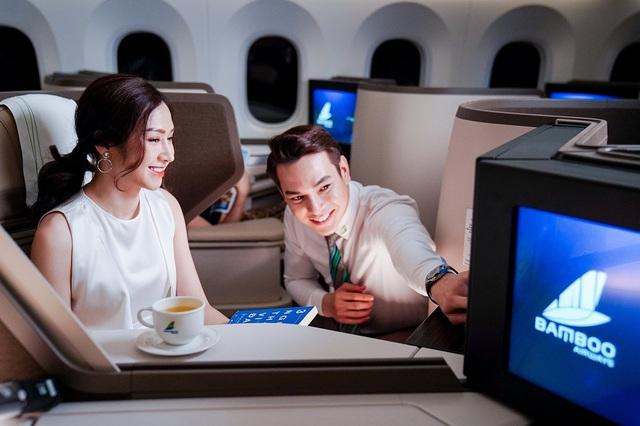 """Khách Bamboo Airways có thể tự """"thiết kế"""" vé bay để tối ưu trải nghiệm và chi phí từ 25/10 - Ảnh 3."""