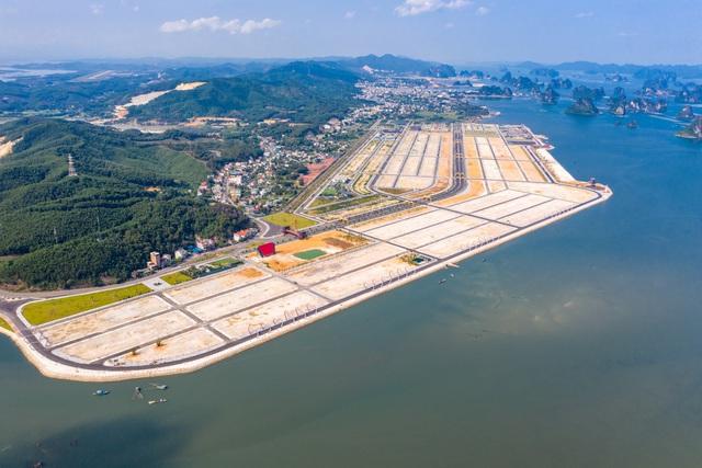 Phương Đông Vân Đồn đón đầu đà phục hồi thị trường BĐS sau dịch - Ảnh 1.