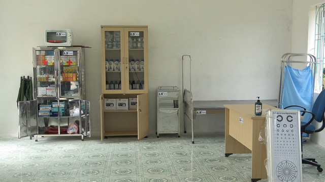 Tập đoàn LS Hàn Quốc tài trợ nâng cấp & trang bị đồ dùng, vật phẩm y tế cho phòng y tế học đường tại 17 trường tiểu học tại Việt Nam - Ảnh 2.