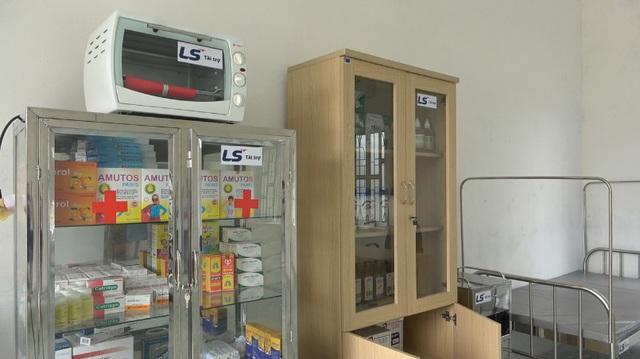 Tập đoàn LS Hàn Quốc tài trợ nâng cấp & trang bị đồ dùng, vật phẩm y tế cho phòng y tế học đường tại 17 trường tiểu học tại Việt Nam - Ảnh 3.