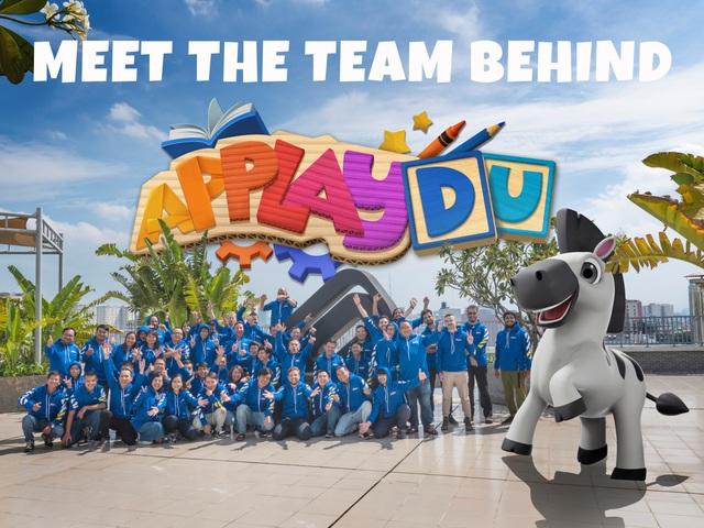 Chỉ sau 15 tháng, Gameloft for brands và Kinder đã cho ra đời dự án đầy tham vọng - Applaydu - Ảnh 2.