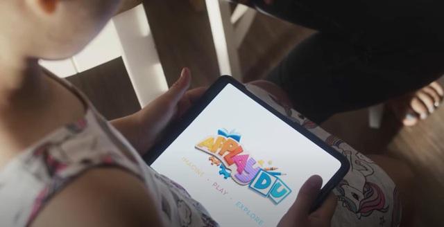 Chỉ sau 15 tháng, Gameloft for brands và Kinder đã cho ra đời dự án đầy tham vọng - Applaydu - Ảnh 3.