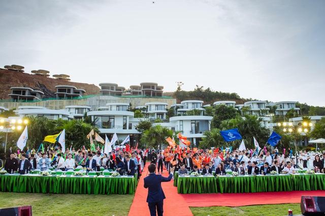 Hơn 500 chuyên viên kinh doanh lan toả sức hút tại lễ kick-off dự án Ivory Villas & Resort - Ảnh 2.