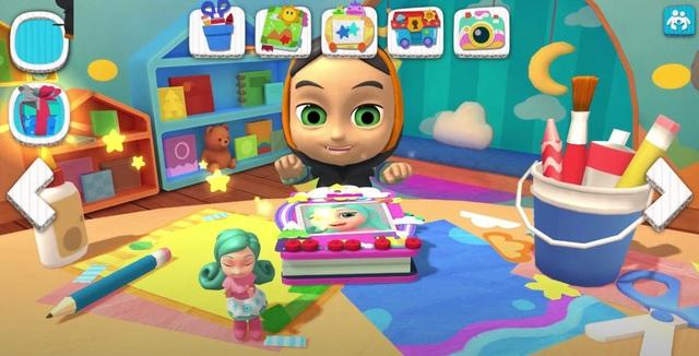 Chỉ sau 15 tháng, Gameloft for brands và Kinder đã cho ra đời dự án đầy tham vọng - Applaydu - Ảnh 4.