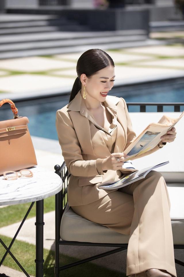 Nữ doanh nhân Lê Thị Loan: Covid-19 vừa là thách thức vừa là cơ hội - Ảnh 3.